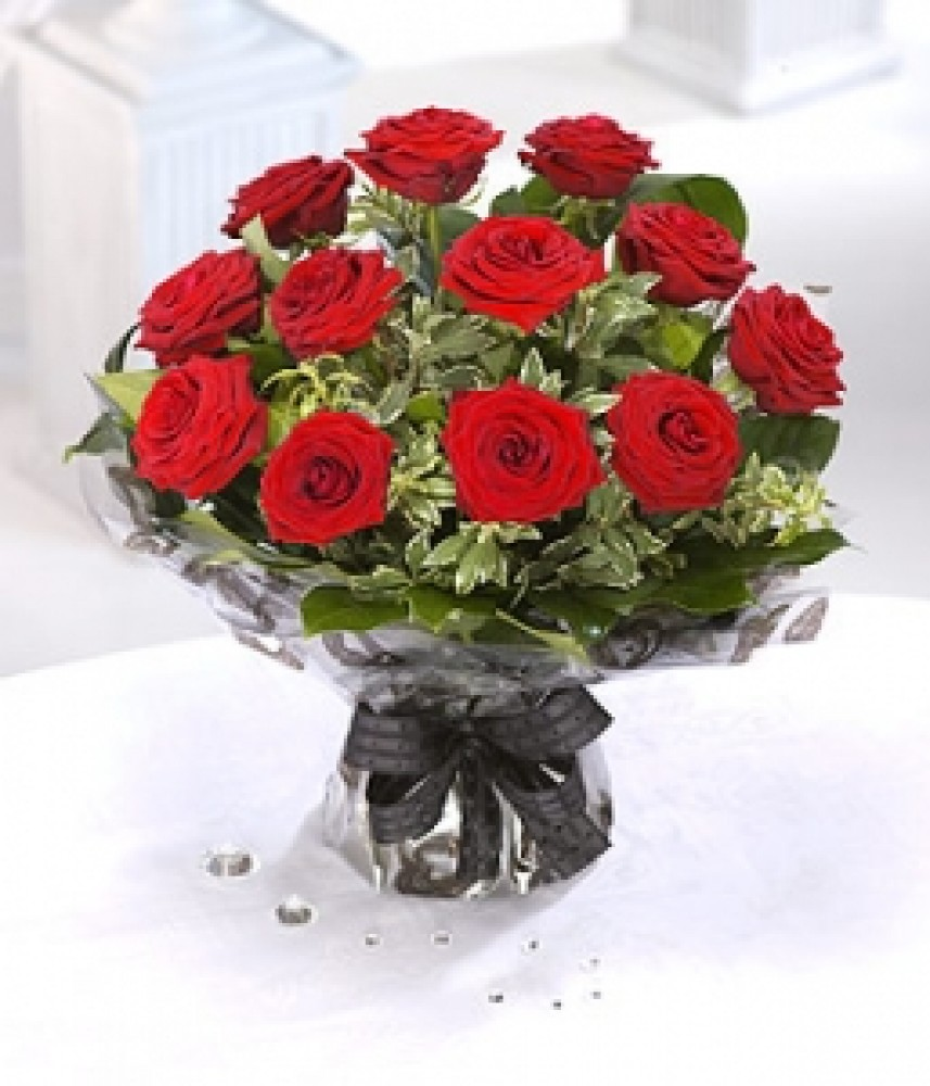 12 Red Roses | Westhead's Florist